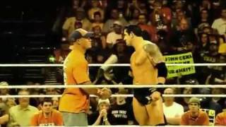WWE Raw 12 07 10 - John Cena vs The Nexus - Promo [HD]