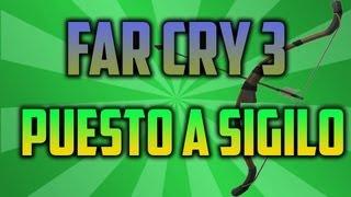 FarCry3 puesto con arco y sigilo completo