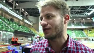 Kosma Zatorski o spotkaniu Stelmet vs Barcelona | Zastal.net TV