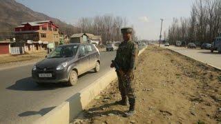 Emboscada insurgente deixa 4 mortos na Caxemira indiana