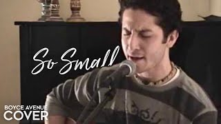 Carrie Underwood - So Small (Boyce Avenue acoustic cover) on Apple & Spotify