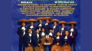Mariachi Mexico de Pepe Villa       El Pajaro Carpintero