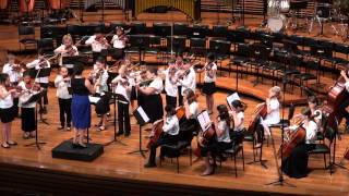 Beethoven Symphony No 5 Finale arr. Richard Meyer - Speer - Sydney Youth Orchestra - SYO - HD