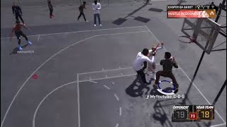 How to Do the Jumpshot Landing In NBA 2k18 Playground