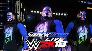 WWE 2K18 Jeff Hardy 3rd July 2018 Attire