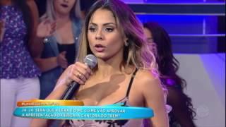 """Lexa lança sucesso """"Vem Que Eu Tô Querendo"""" no palco do Hora do Faro"""