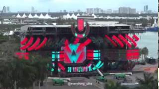 Ultra Music Festival 2017 - Miami - Stages