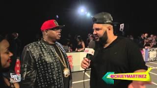 E-40 2015 MTV VMA's *Exclusive* |Chuey Martinez|