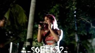 El Verano - Dulce Maria Live in Tlacotalpan 2009 (HQ)