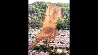 Landslide With Rocks 01 - Sound Effect