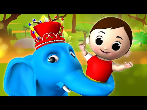 Download thumbnail for Hathi Raja Kahan Chale 3D Animated