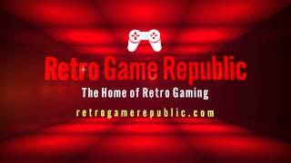 Retro Game Republic Intro Video