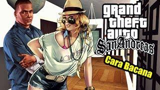 MC G15 - Cara Bacana (CLIPE GTA SA)