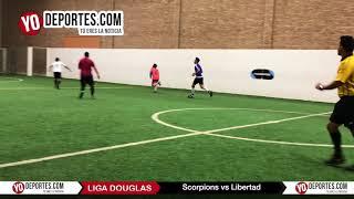 Scorpions vs. Libertad Liga Douglas
