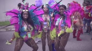 Willy Chin - Jamaica Carnival [Xodus Mas Band] 2017
