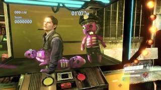 生化危機 6 俑兵模式 穿牆bug(PS4)