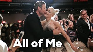 Blake and Gwen   All of Me
