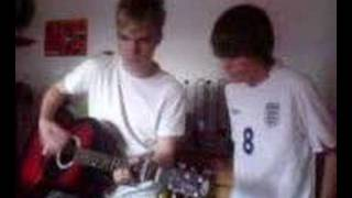Oasis Whatever Cover By The Encore