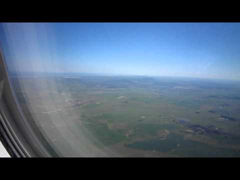 Turkish Airlines Landing Cape Town South Africa #2