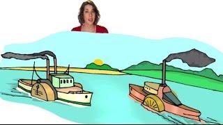 Huckleberry Finn | Symbols | 60second Recap®