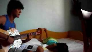 Scracho - Morena - por Cauê e Mayara