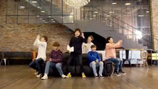 Seventeen - Pretty U Dance Practice Mirrored Ver. width=