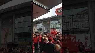 """""""Sou Benfica"""" Júlio Panão // FanZone Estádio da Luz"""