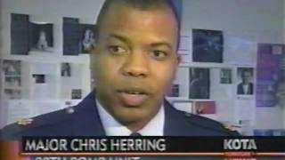 Christopher Herring talks about Dr. King and Black History Month