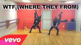 WTF (Where They From)- Missy Elliot Ft Pharrell Williams Dance Cover Choreography By @_TriciaMiranda