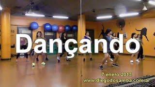 Ivete Sangalo - Dançando - Coreografía