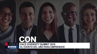 Mayela Rosales y el chef Eddie Garza hablan del Face Diversity Summit