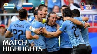 Uruguay v Russia - 2018 FIFA World Cup Russia™ - Match 33