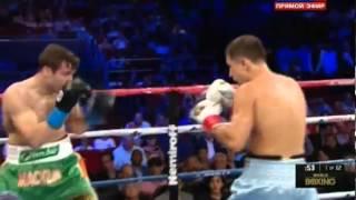 Gennady Golovkin vs Matthew Macklin