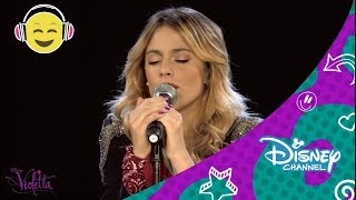 Disney Channel España | Violetta Live |  Underneath It All