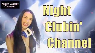 Night Club Sexy Dancer Girl's Party 9 / EDM DJ Mix Electro House Music ナイトクラブ セクシー ダンサー Jade Laroche