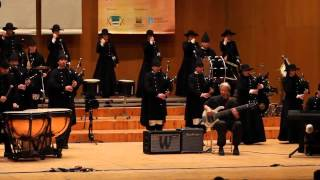 Game of Thrones theme - Pipe Band version