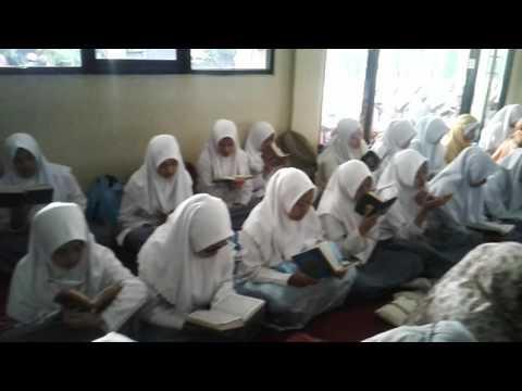 Pembiasaan di MAN 14 Jakarta, Tadarus Sebelum KBM