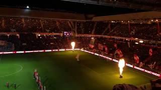 PSV-VVV * Opkomst