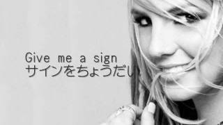 Britney Spears Baby One More Time 日本語訳&歌詞付き