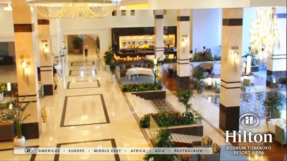 Hilton Bodrum Turkbuku Resort & Spa Turcia (3 / 14)