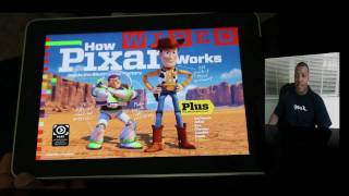Wired Magazine iPad App