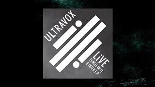 Ultravox, Live - Lyric Video