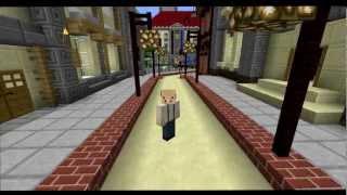 Siekiera, Motyka, Minecraft!