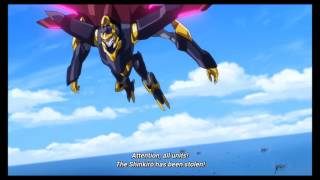 Code Geass: Lelouch of The Rebellion - Rolo's Death