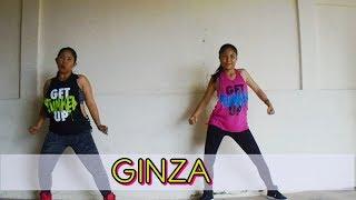 GINZA (Remix)   Zumba®