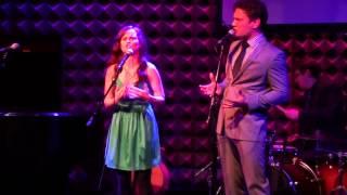 Autumn Hurlbert and Eric William Morris - Love Is An Open Door (live) @ Joe's Pub, 1/19/14