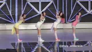 Red Velvet Happiness SMTOWN live 20140815