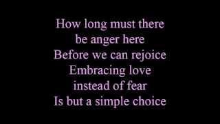 Bloom (Reprise) - lyrics
