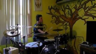 Shia LeBeouf Live Drum Cover
