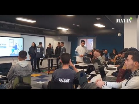 Video : Après Youssoufia, une école YouCode à Safi